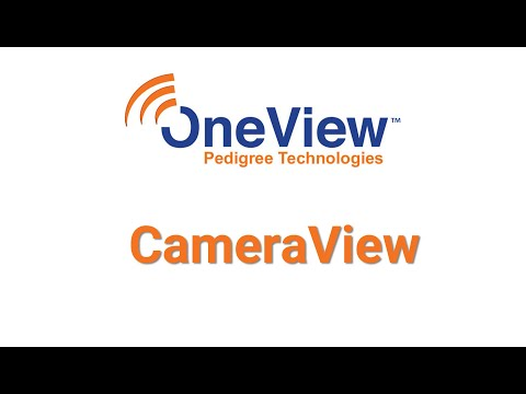 CameraView Dash Cam Solution in OneView
