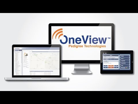 OneView™ from Pedigree Technologies