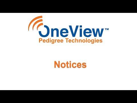 Notices - Manage Notices
