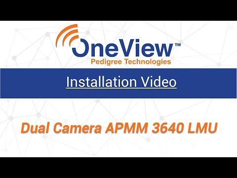 CameraView Dual Camera APMM 3640 LMU