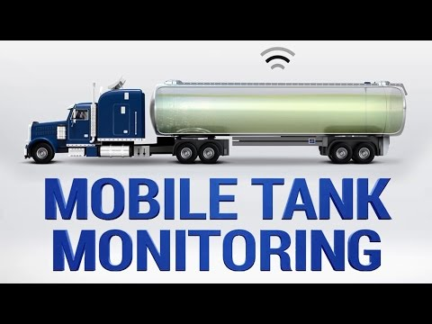 Mobile Tank Monitoring for Tanker Trailers