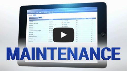 Mainenance Software Overview Video