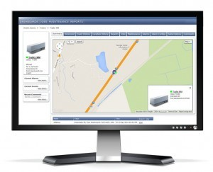 Asset Tracking Screenshot