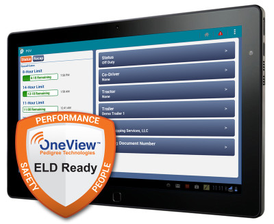ELD (Electronic Logging Device)
