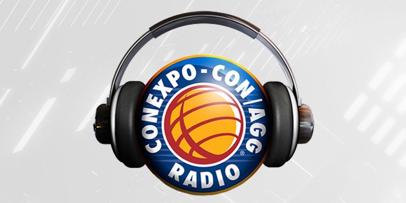 CONEXPO-CON/AGG Radio