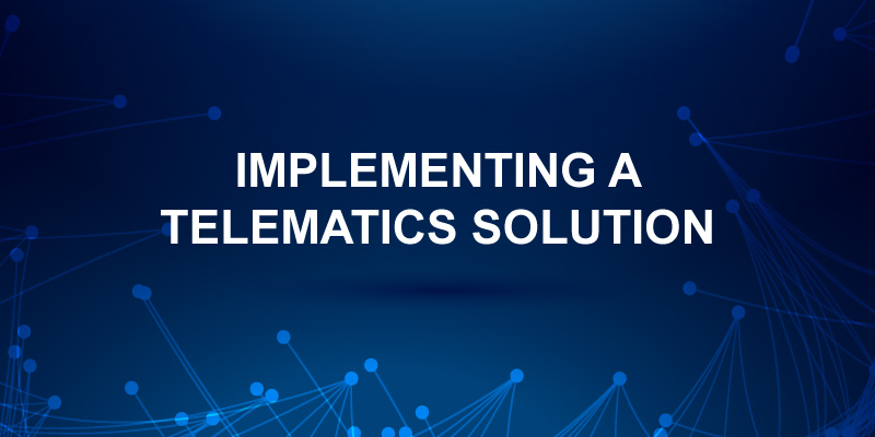 Implementing-Telematics-Solution