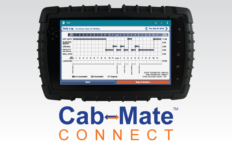Cab-Mate Connect