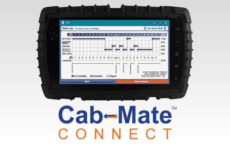Cab-Mate Connect