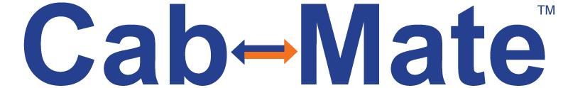 Cab-Mate Primary Plain Logo