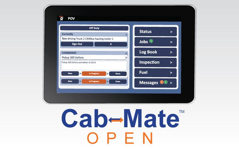 Cab-Mate Open