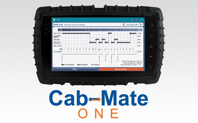 Cab-Mate One Header
