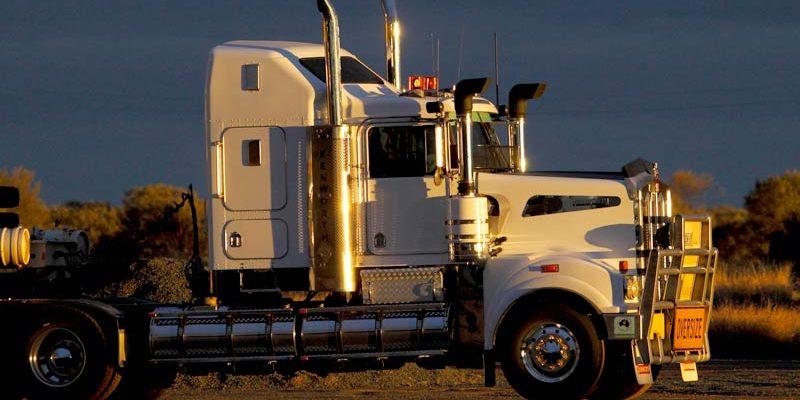 CalAmp Partnership stock truck