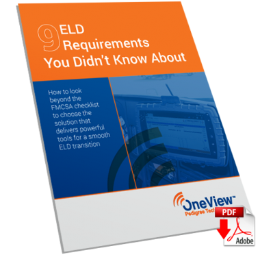9 ELD Requirements White Paper mockup