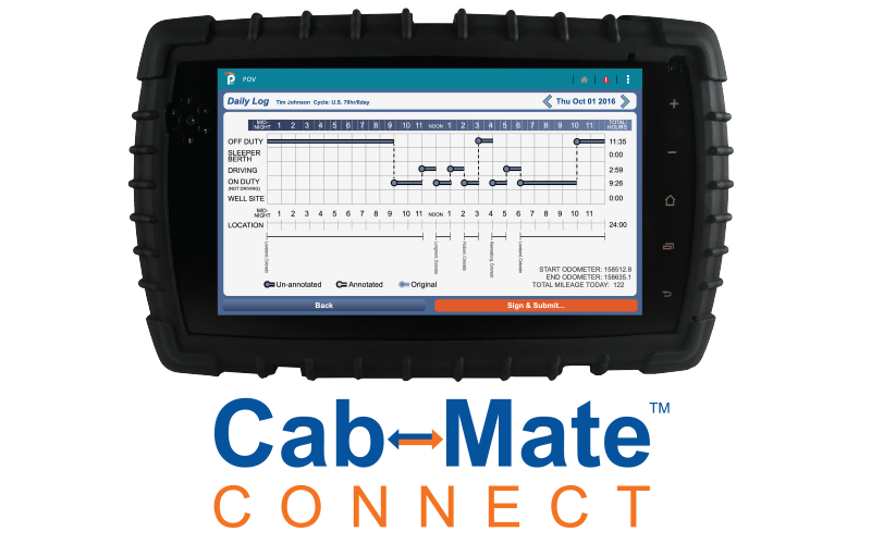 Cab-Mate Connect header image