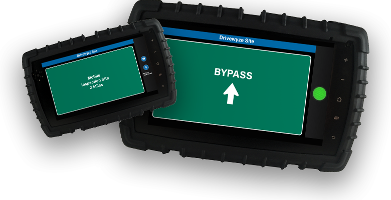 Drivewyze PreClear on OneView devices