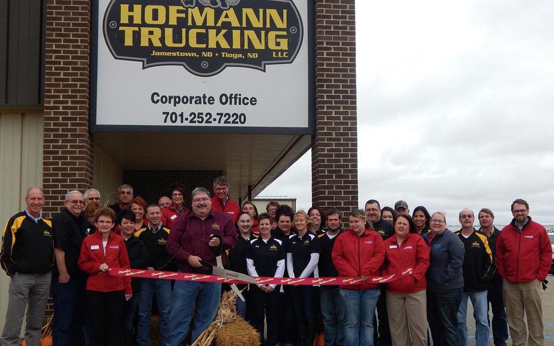 Hofmann Trucking staff