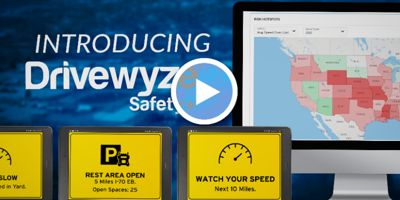 Drivewyze Safety+ Safety Week 2021 Thumbnail